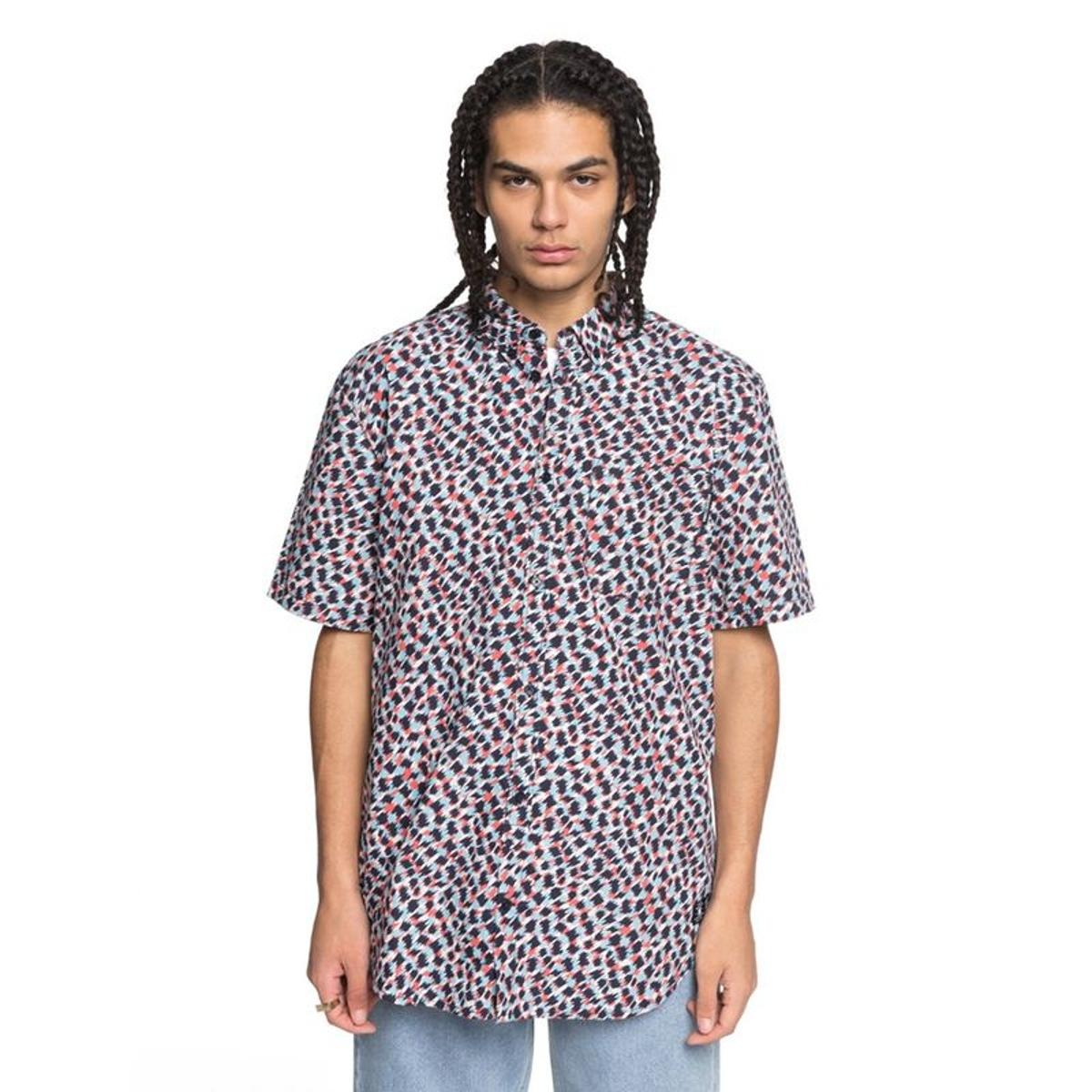 Chemise à manches courtes Hepscott