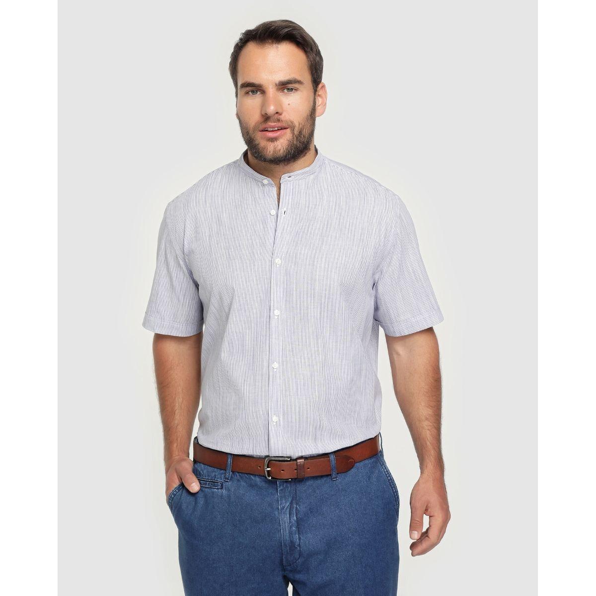 Chemise classic à motife
