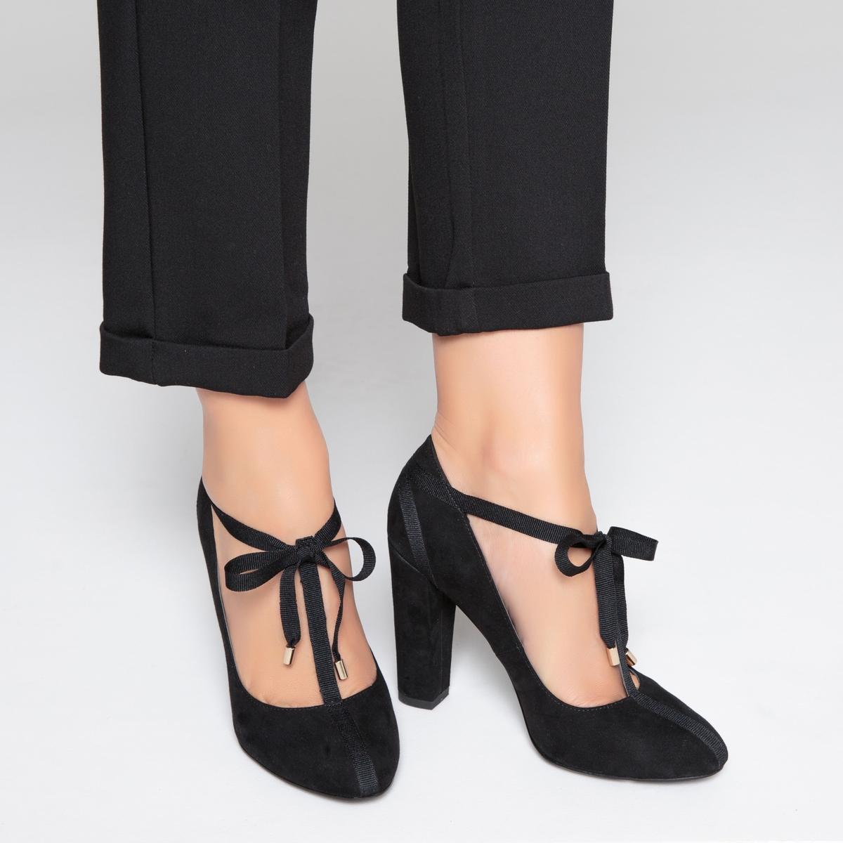 Туфли на каблуке танцовщица туфли la strada туфли на каблуке