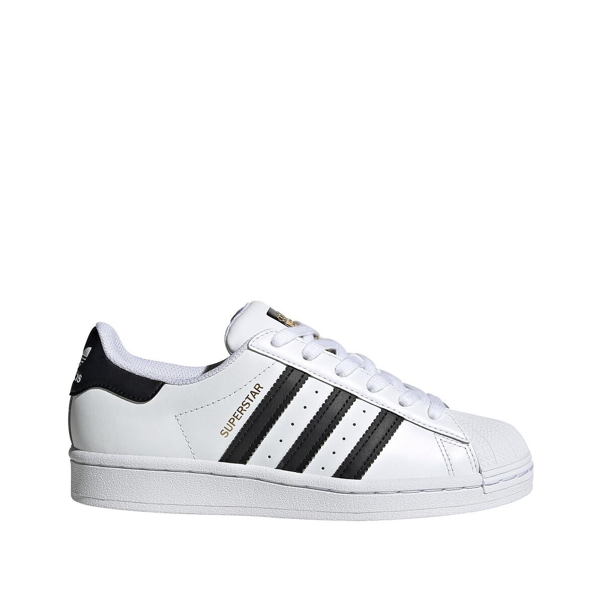 Adidas Superstar J FU7712 Wit / Zwart-37 1/3 maat 37 1/3 online kopen
