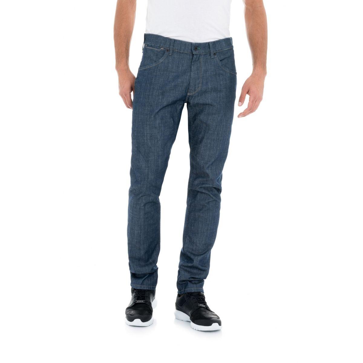 Pantalon ERGO I-Motion bleu moyen désencollé