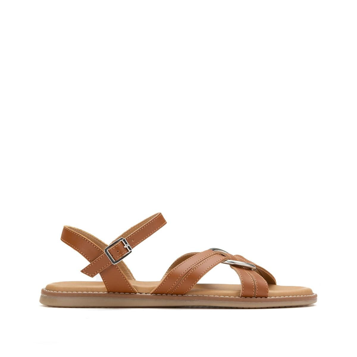 Sandalias de piel Leky CC