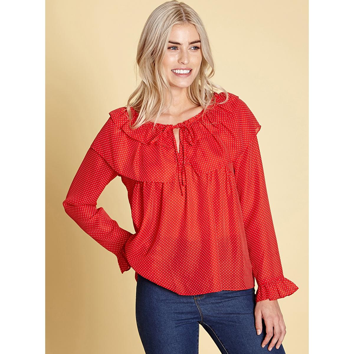 Блузка YUMI 6148868 от LaRedoute