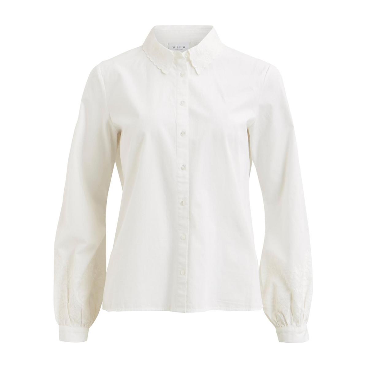 Рубашка с вышивкой, длинные рукава рубашка с вышивкой