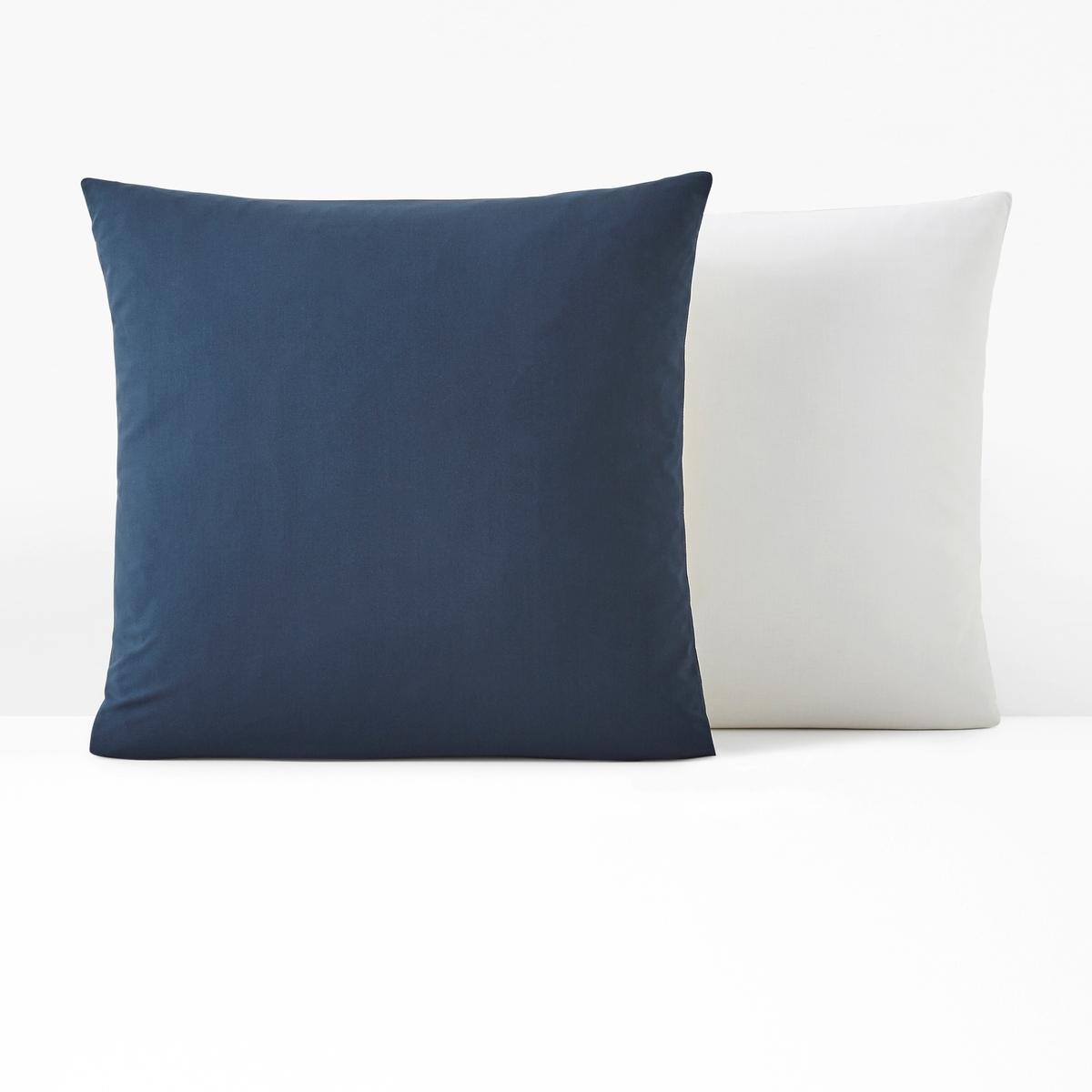 Fronha de almofada bicolor, em algodão, Scenario