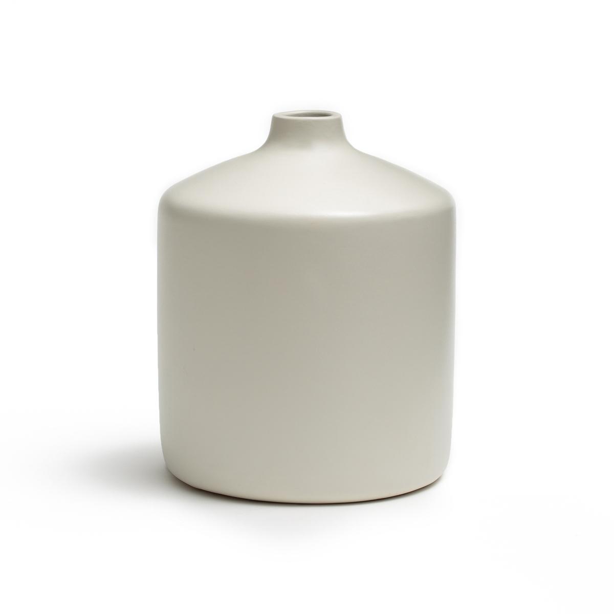 Ваза керамическая BELLOON вазы ганг ваза helen цвет золотой черный 7х25 см
