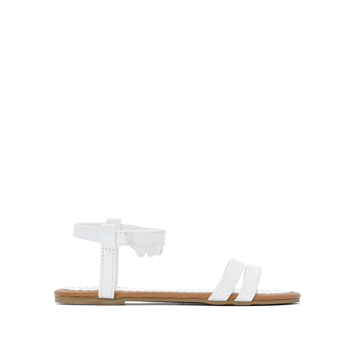 Sandali con ricami 26-39