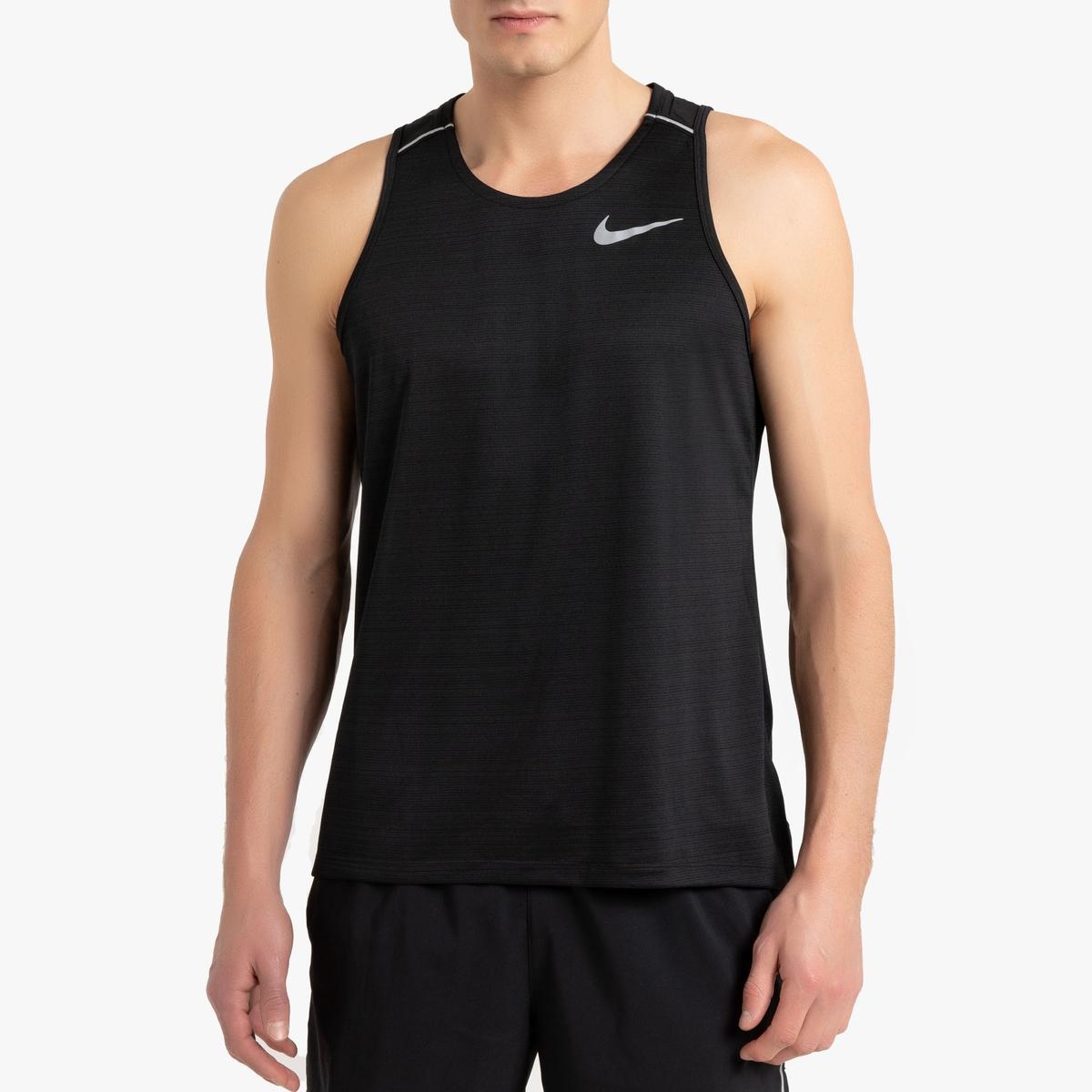Camiseta sin mangas de running Dri-fit Miler