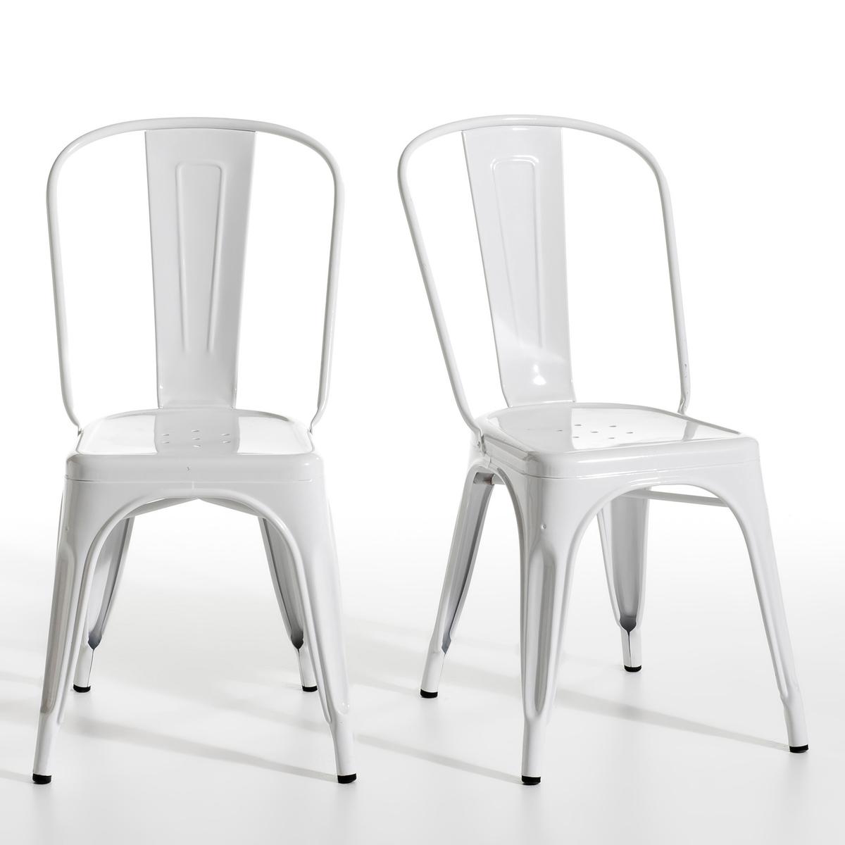 Комплект из 2 стульев Tolix штора bartica quelle quelle 770777 2 в ш 175x140 см