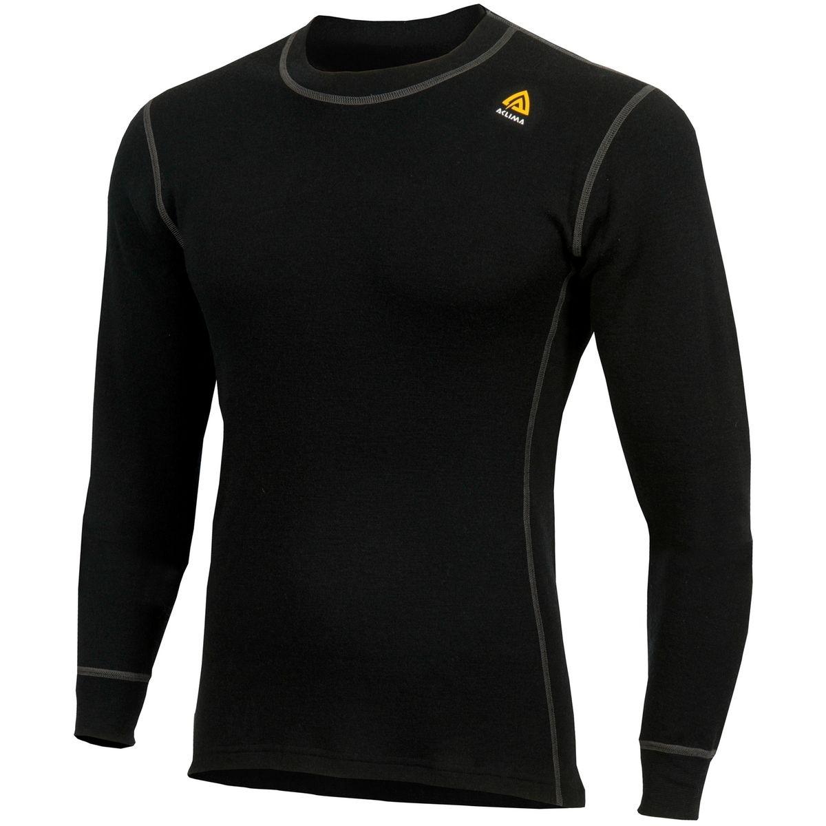 WarmWool - Sous-vêtement - noir
