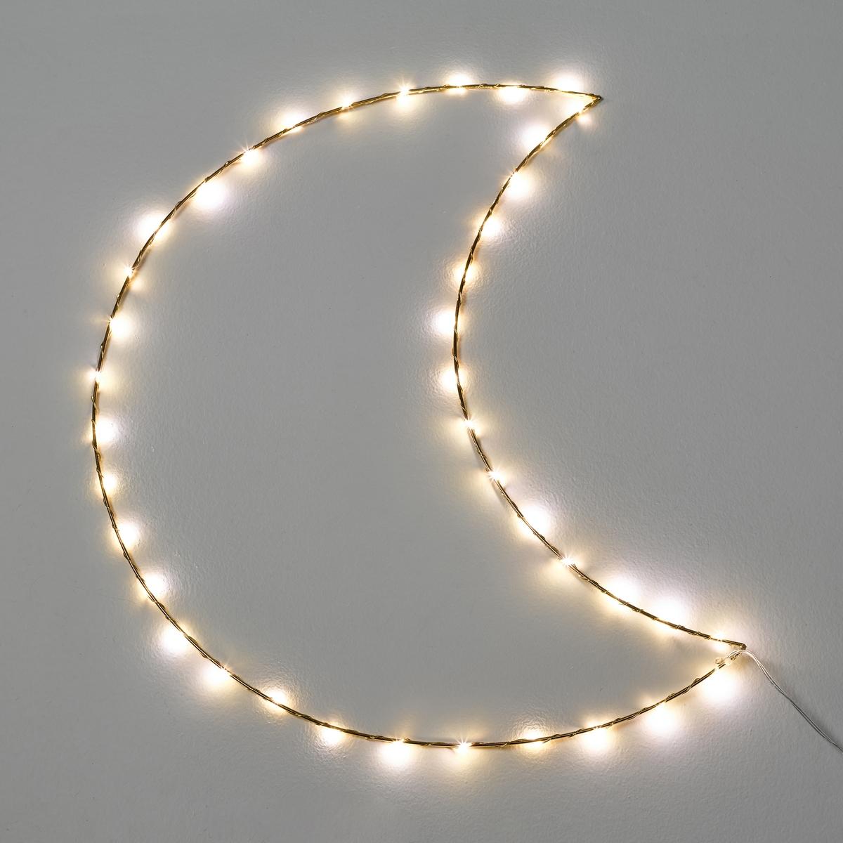 Светодиодный светильник в форме луны Omara