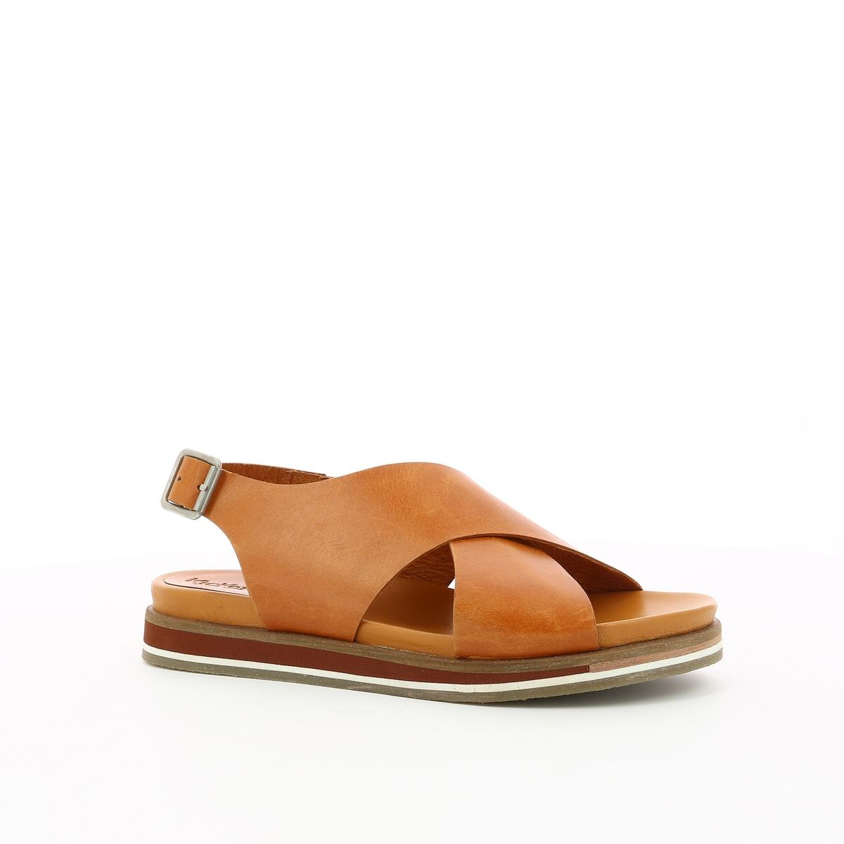 Imagen secundaria de producto de Sandalias de piel Océanie - Kickers