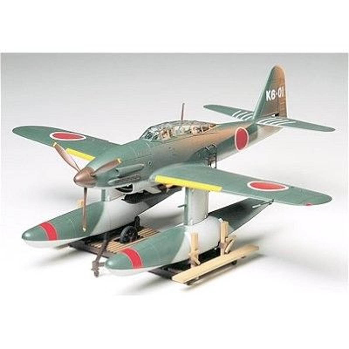 Maquette avion : Aichi M6 A1 Seiran