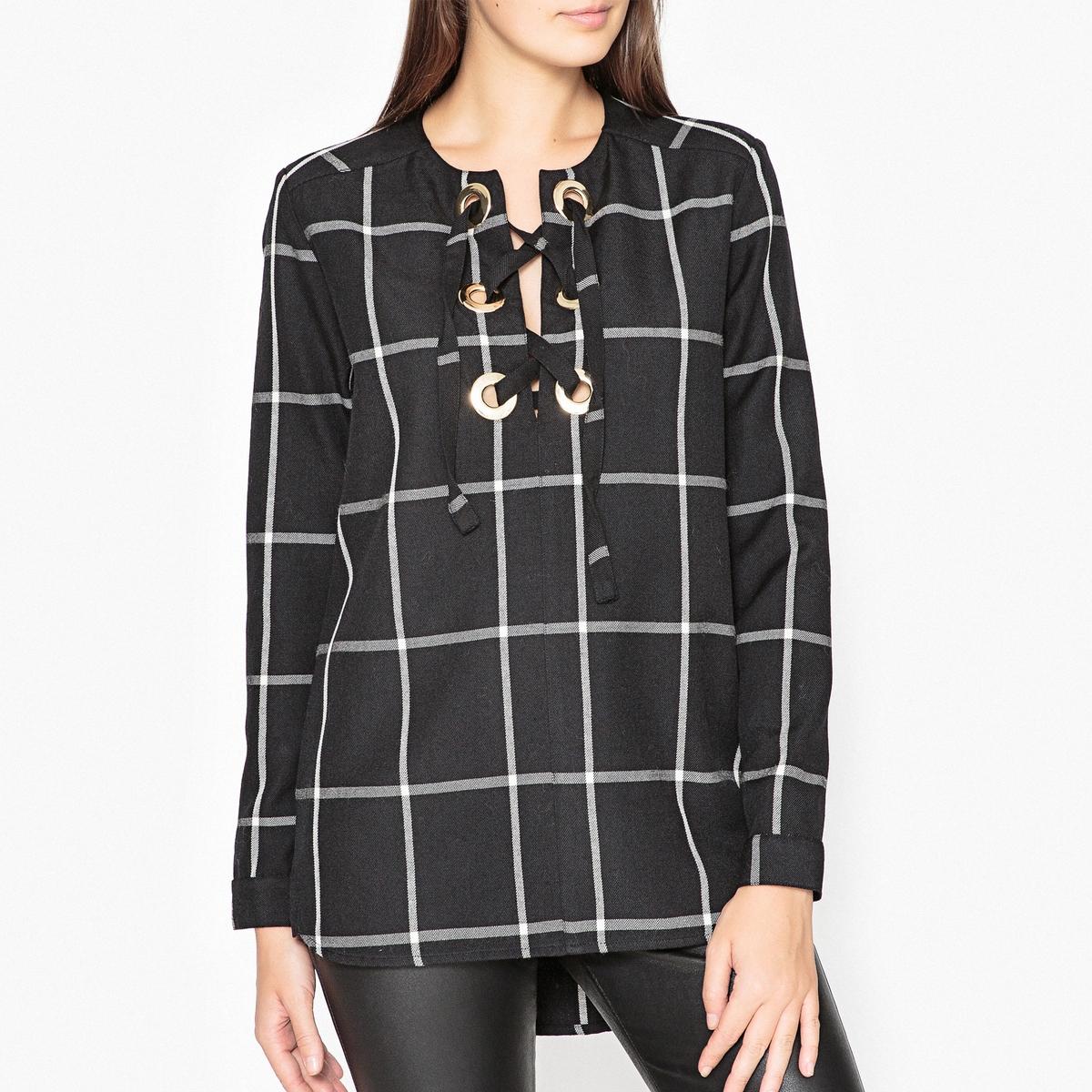 Блузка из 100% шерсти TAPE