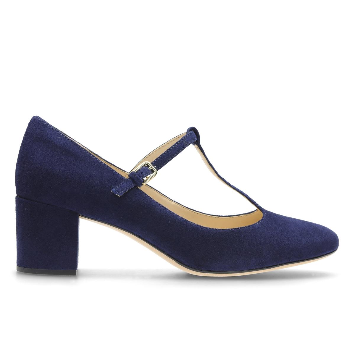 Туфли кожаные Orabella Fern