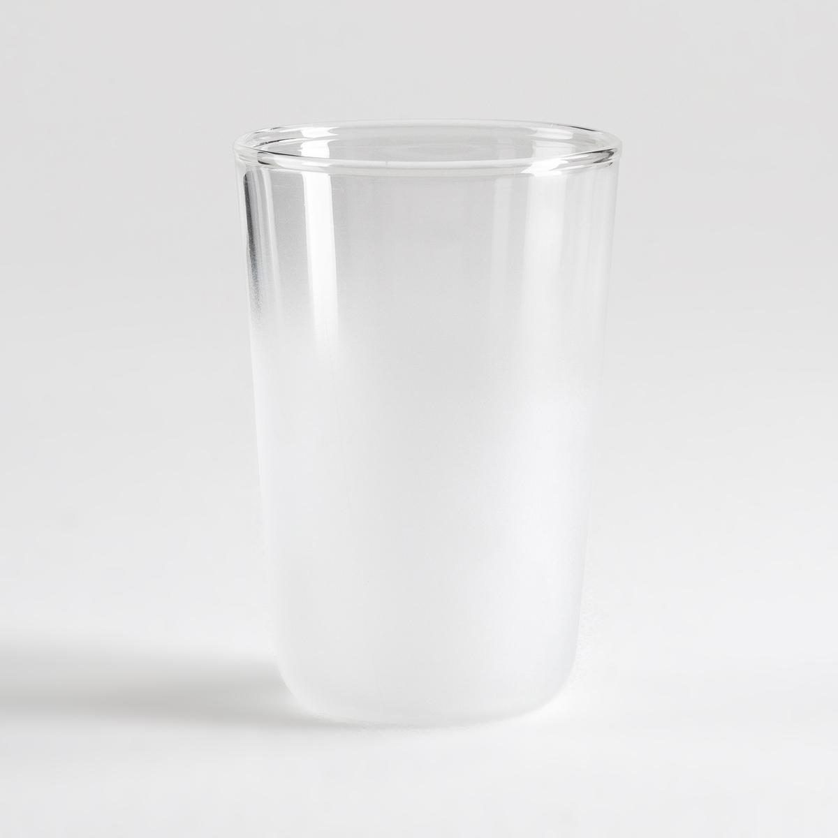 Бокал с эффектом измороси CARAPH (4 шт.)Описание:Комплект из 4 бокалов La Redoute Interieurs, в стильной форме стакана и с декоративным эффектом измороси.Характеристики 4 бокалов : •  Белый бокал с эффектом измороси •  Форма бокала •  Подходит для мытья в посудомоечной машинеРазмеры 4 бокалов: •  Диаметр 7 см •  Высота 10,5 см •  Объем  270 млВсю коллекцию столового декора вы найдете на сайте laredoute.<br><br>Цвет: прозрачный