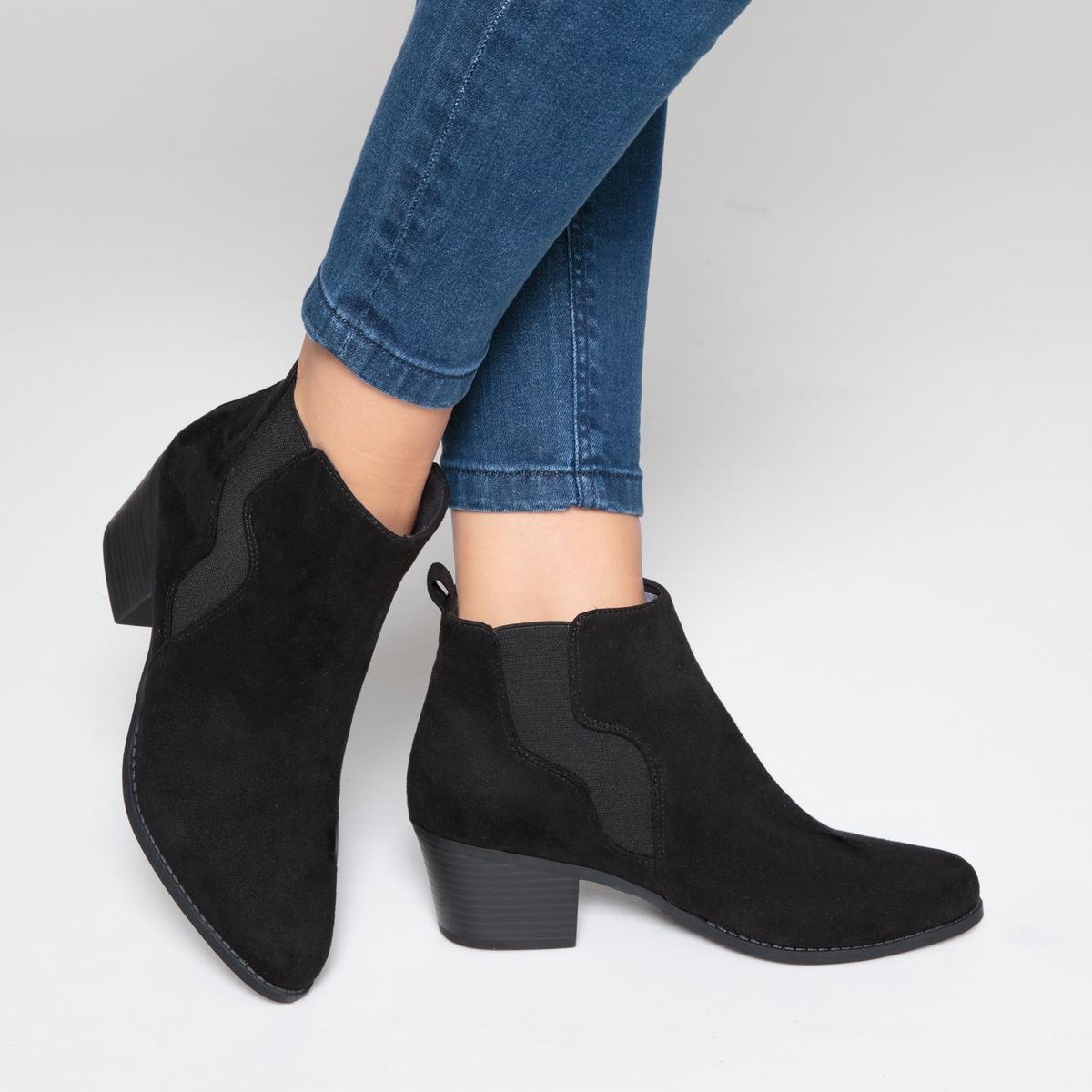 Ботинки-челси с оригинальной эластичной вставкой купить футбольную форму челси торрес