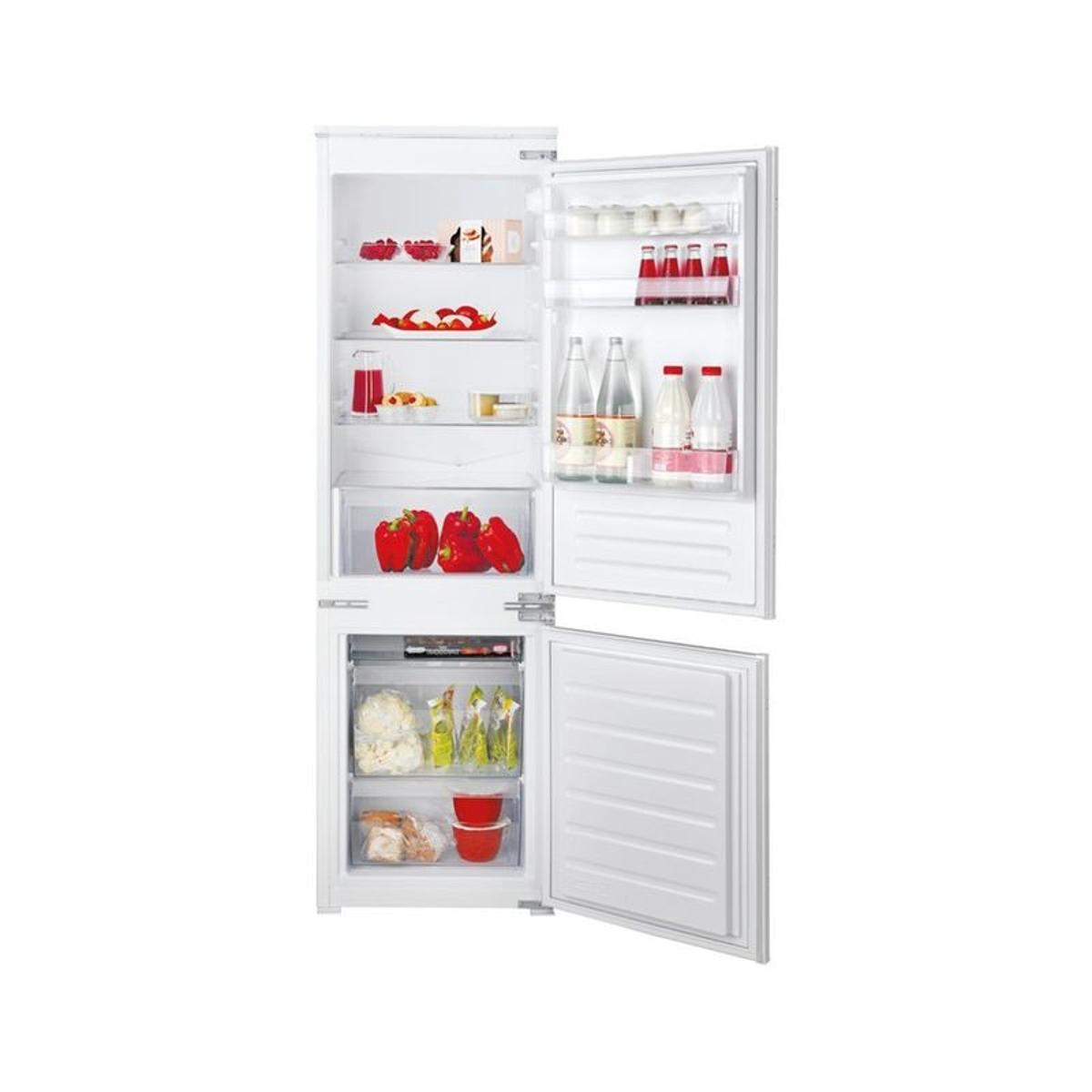 hotpoint - réfrigérateur combiné intégrable 275l a+ - bcb7030aa