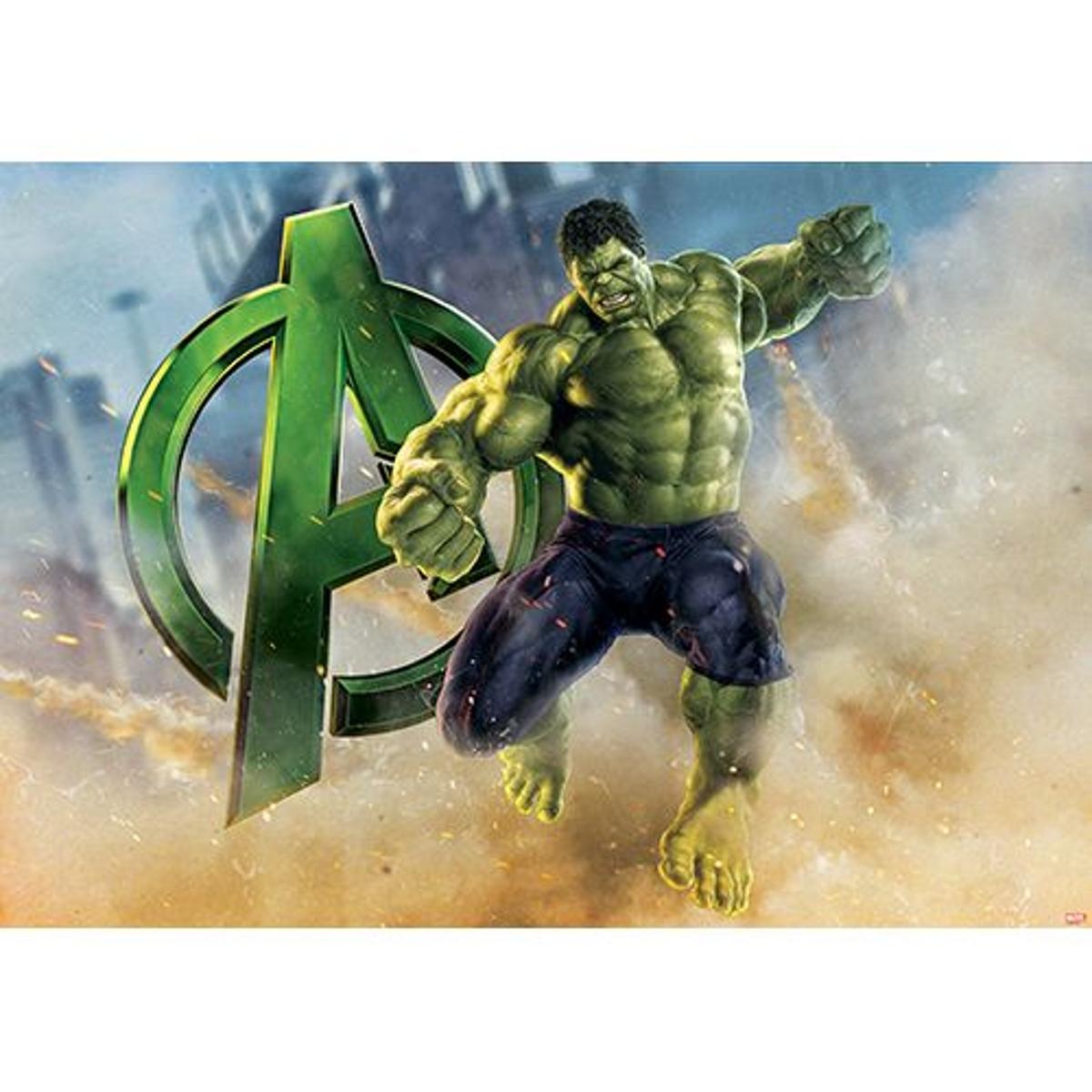 Poster MARVEL Avengers Movie 2:L'ère d'Ultron - 208 X 146 CM