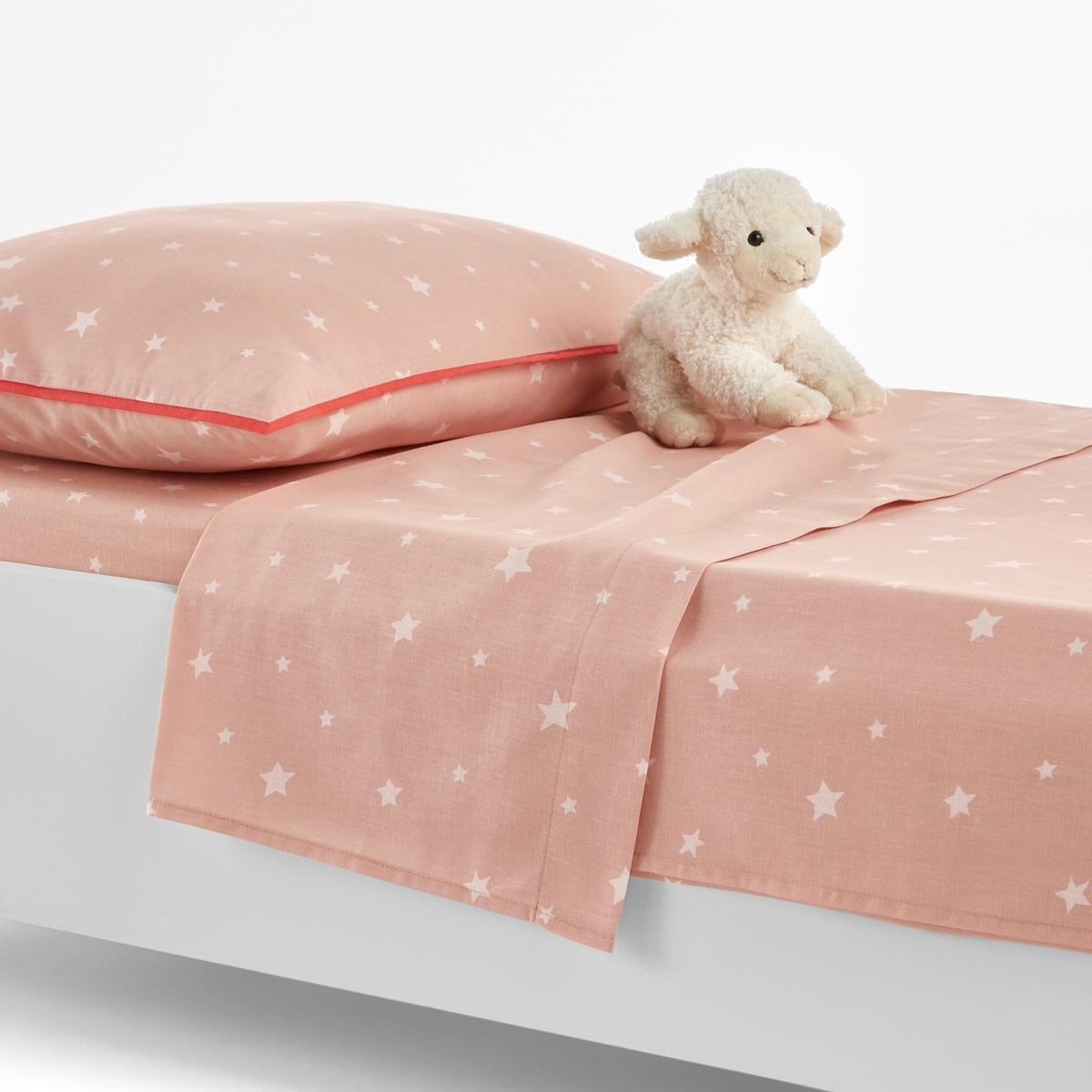 Leintuch ÉTOILES für Babys| reine Baumwolle | Kinderzimmer > Textilien für Kinder > Babytextilien | Baumwolle | La Redoute Interieurs