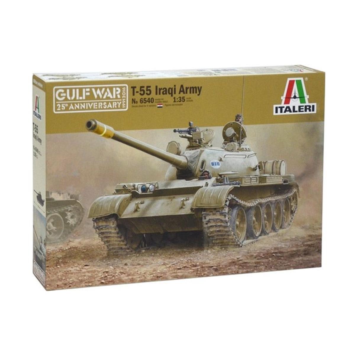 Maquette Char : T-55 Guerre du Golfe