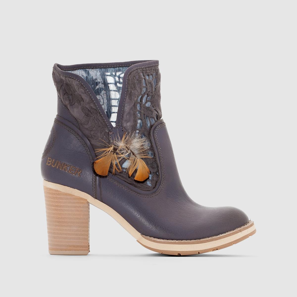 Сапоги GRACE от BUNKERBunker не перестает удивлять оригинальной женственной обувью! Эти сапоги - великолепное сочетание комфорта и изысканности!<br><br>Цвет: синий<br>Размер: 40
