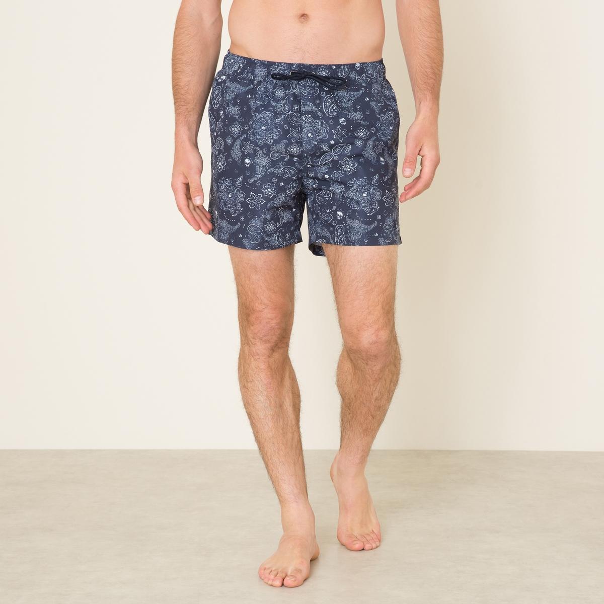 Плавки-боксеры the kooples шорты для плавания