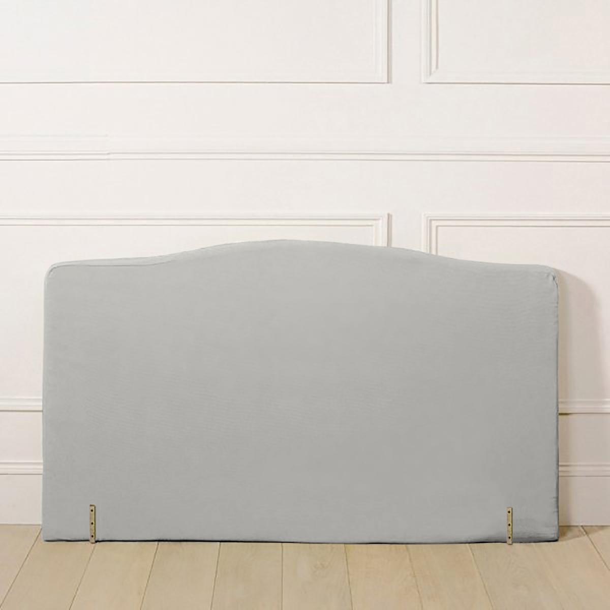 Capa para cabeceira de cama, em poli-algodão, modelo Luís XV