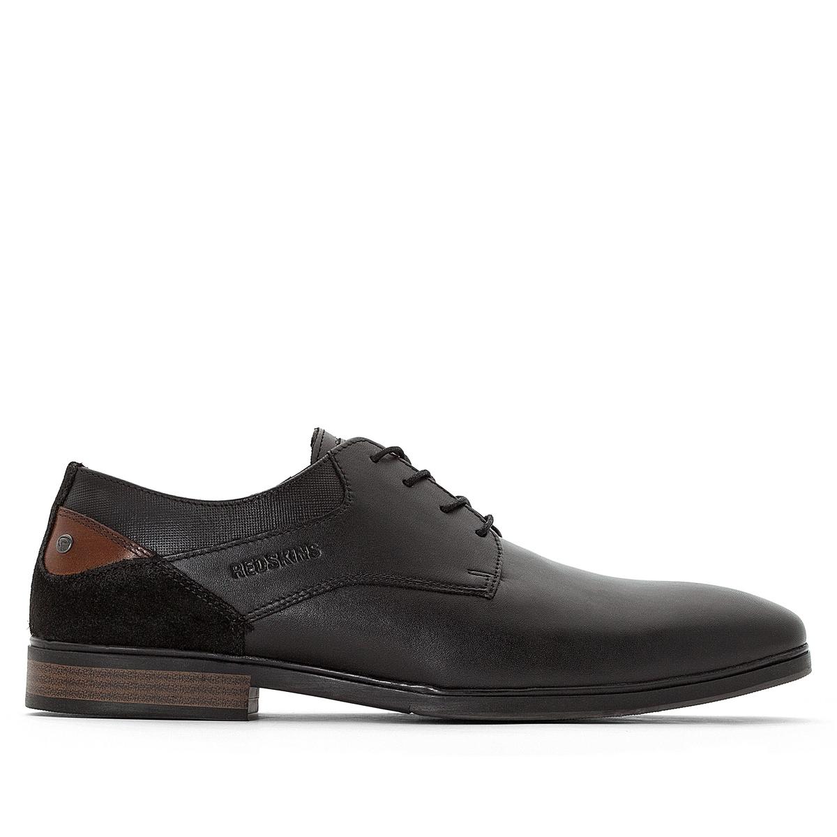 Ботинки-дерби из кожи Lafont ботинки дерби из мягкой кожи takarika