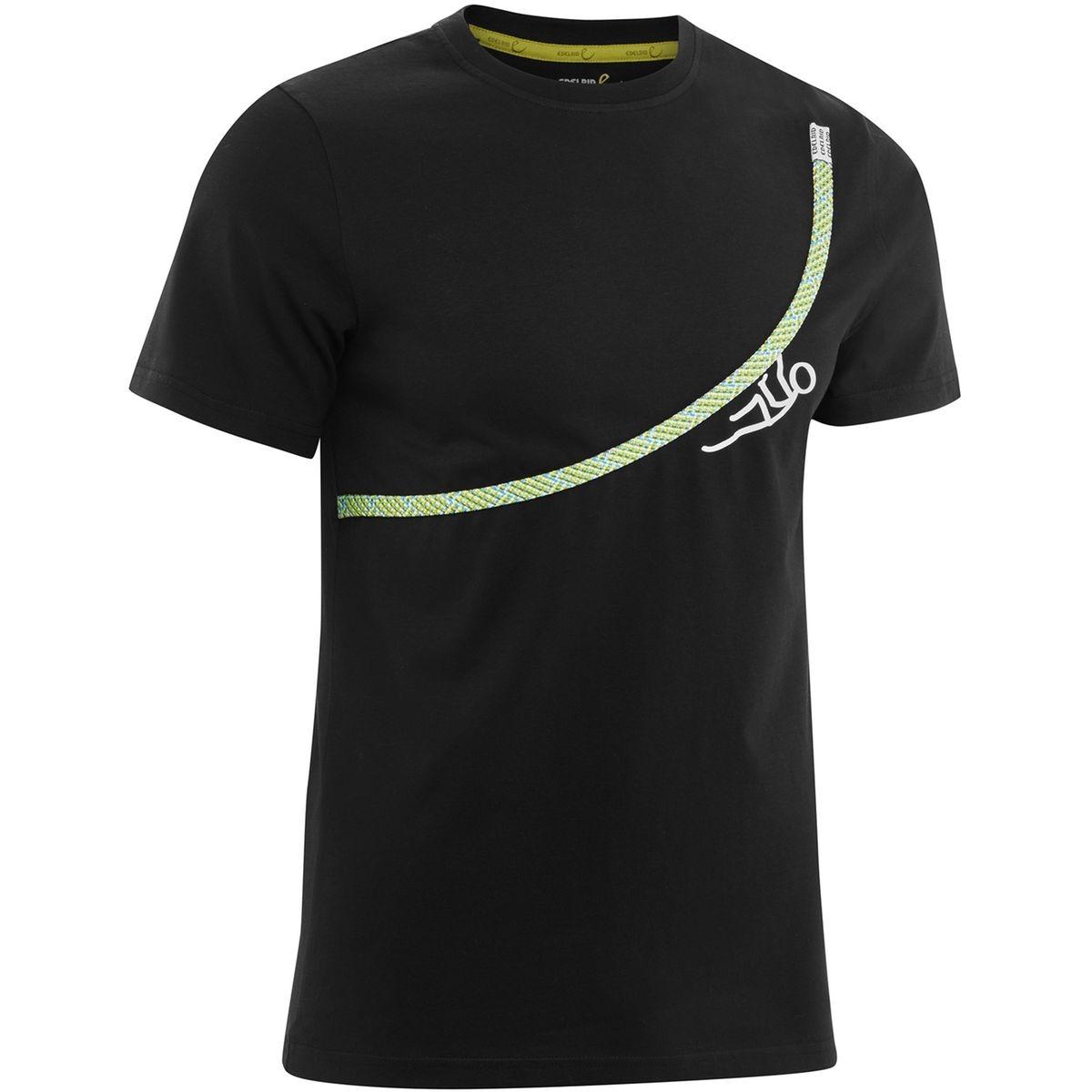 Rope - T-shirt manches courtes Homme - noir
