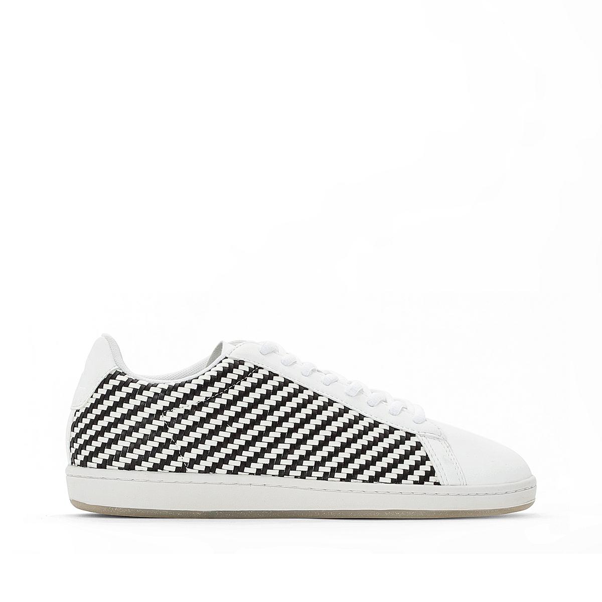 Imagen principal de producto de Zapatillas Courtset W Woven - le coq sportif