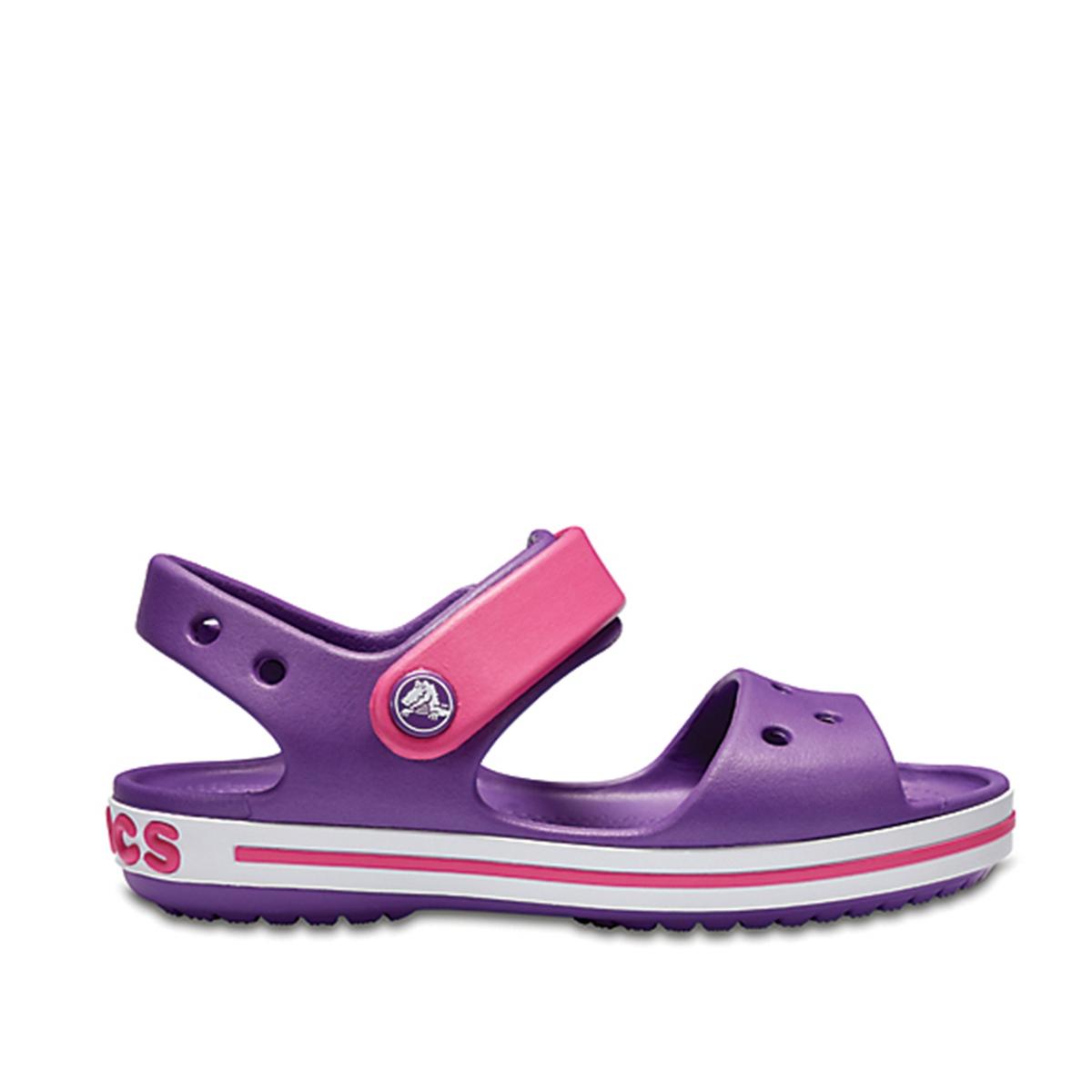 Сандалии La Redoute Crocband 32/33 фиолетовый цены онлайн