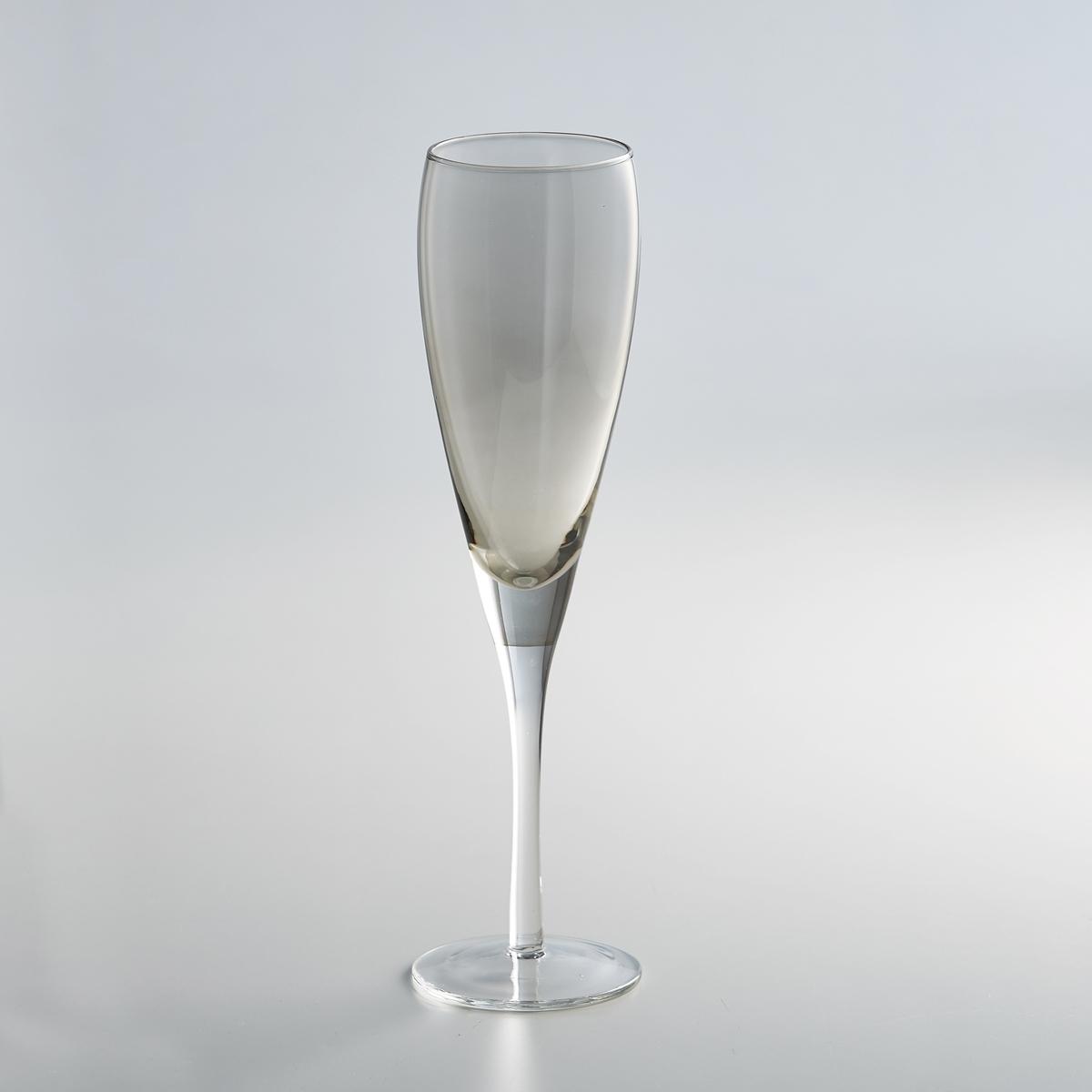 Комплект из фужеров под La Redoute Шампанское KOUTINE единый размер серый цена