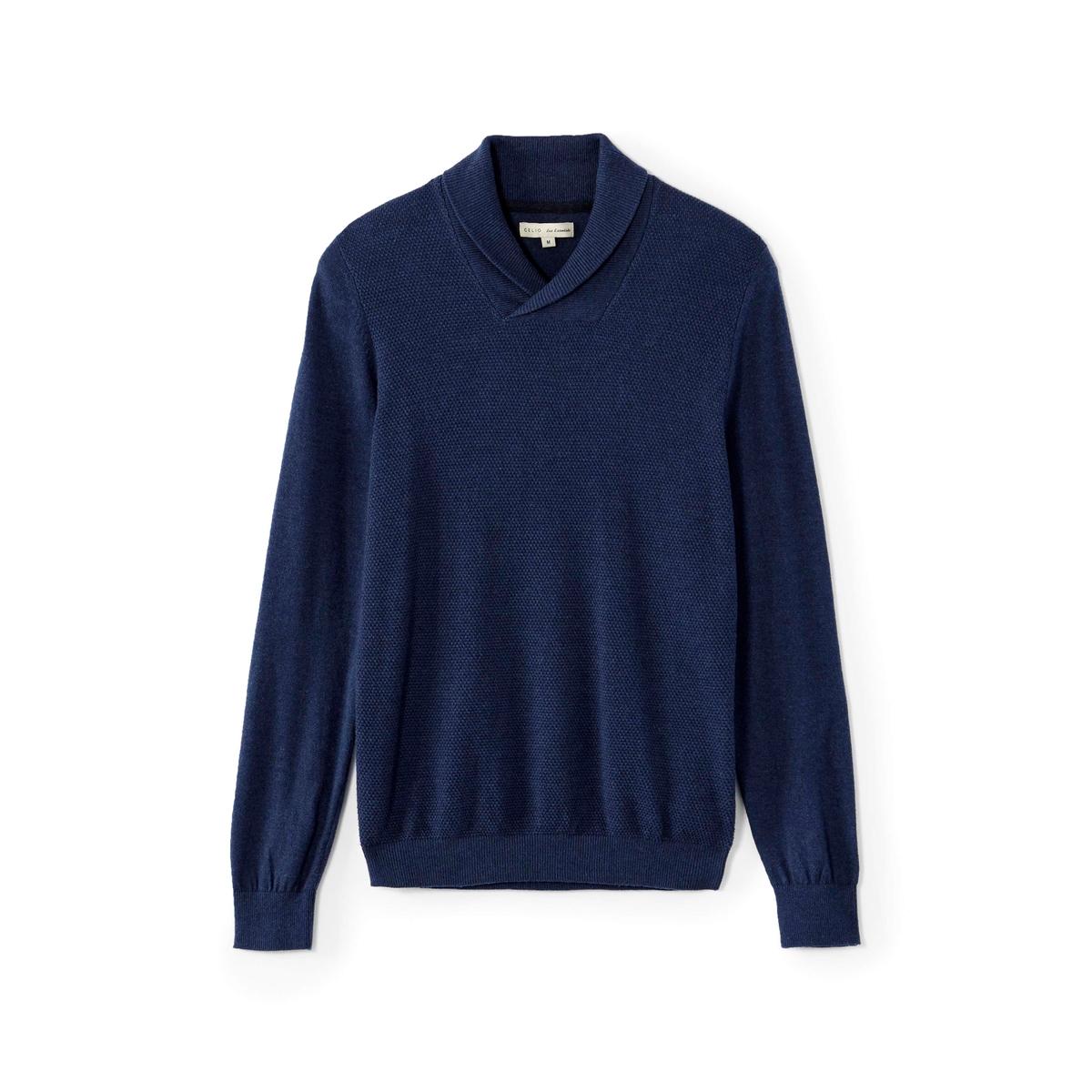 Пуловер с шалевым воротником Fechale