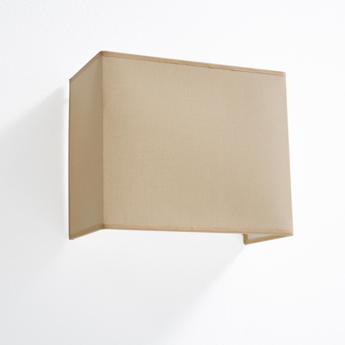 Абажур для светильника, SioКрасивый и оригинальный абажур Sio в строгом и элегантном дизайне.Производство: Франция.Описание абажура, SioАбажур прямоугольной формы Патрон E27 для лампочки 40 Вт (не входит в комплект) .Неэлектрифицированный.Характеристики абажура, SioАбажур 100% хлопок .Нашу коллекцию абажуров Вы найдете на сайте laredoute.ru.Размеры абажура, SioШирина : 24 см.Высота : 20 смГлубина : 12 см.<br><br>Цвет: бледно-зеленый,горчичный,серо-бежевый,темно-серый<br>Размер: единый размер.единый размер.единый размер.единый размер