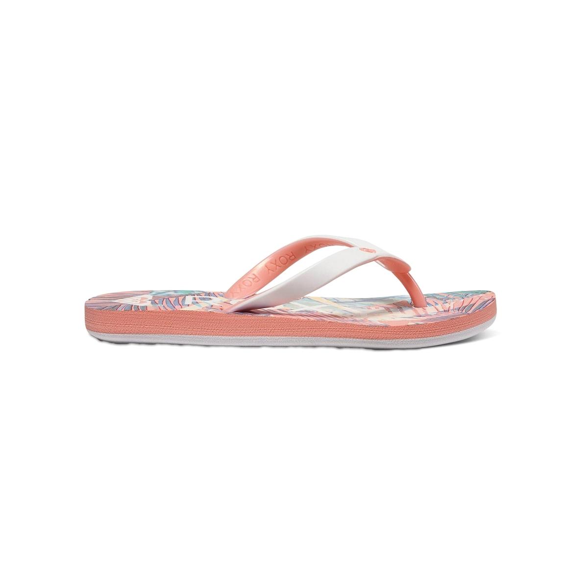 Вьетнамки TahitiВерх : синтетика   Подошва : каучук   Форма каблука : плоский каблук   Мысок : открытый мысок   Застежка : без застежки<br><br>Цвет: розовый
