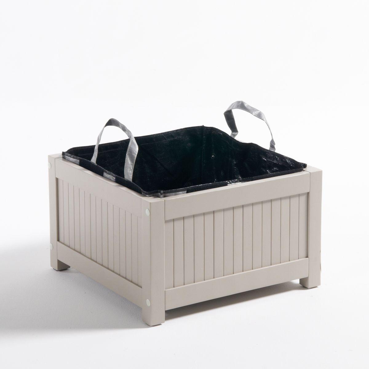 bac de plantation acacia manta. Black Bedroom Furniture Sets. Home Design Ideas