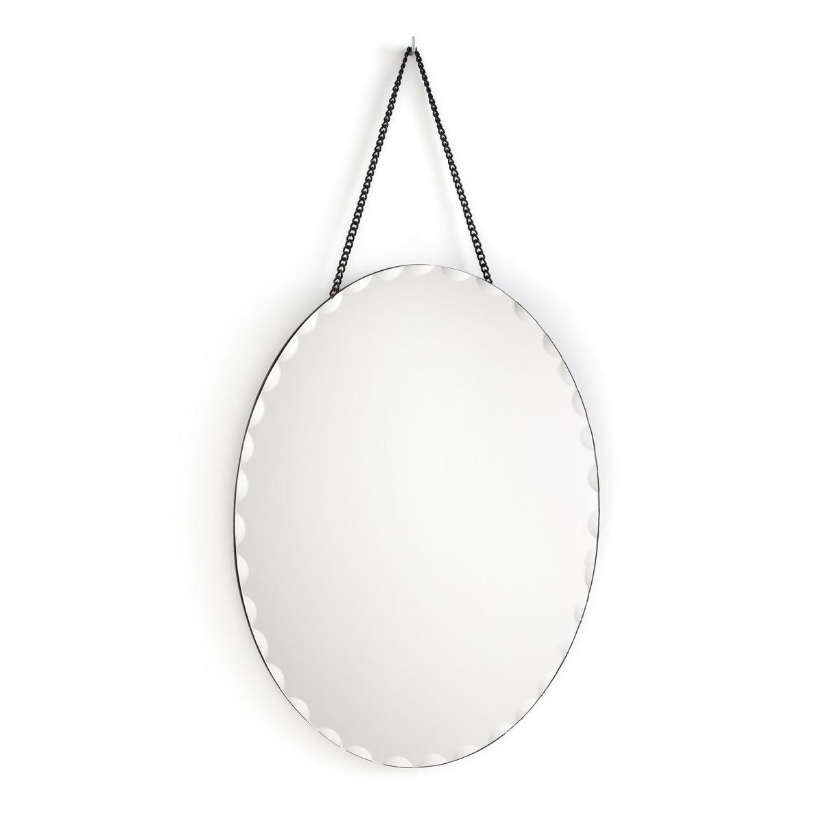 Зеркало La Redoute Со скошенными краями на стену Tikka единый размер другие