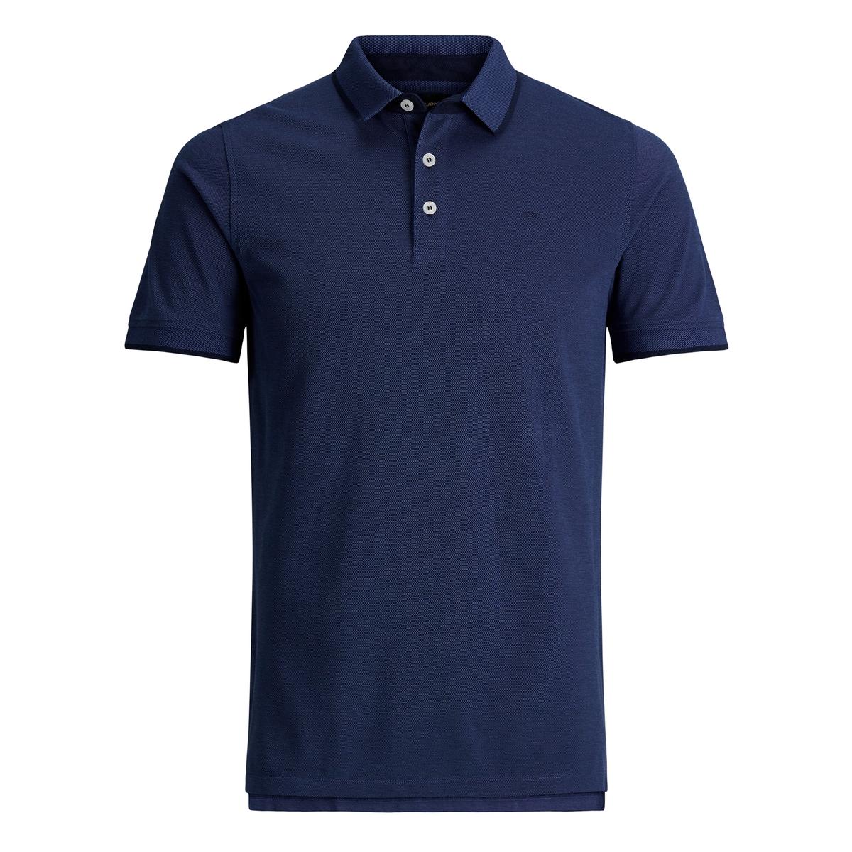 Футболка-поло с короткими рукавами, из трикотажа пике футболка quelle john devin 288247