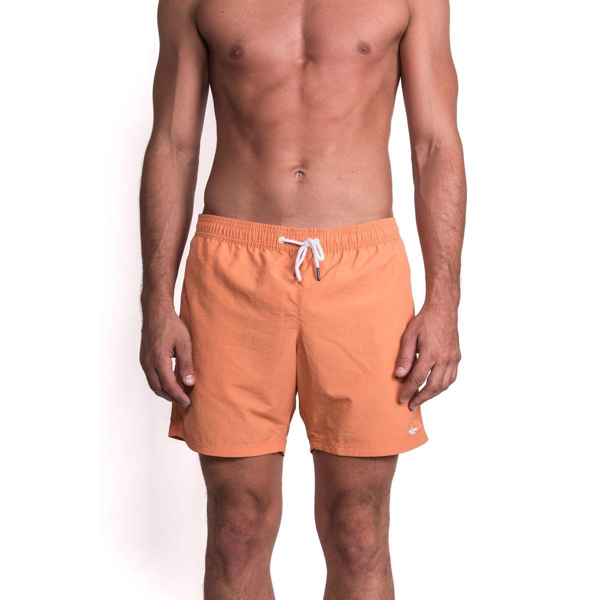 Maillot de bain orange