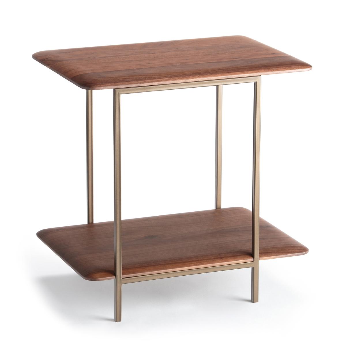 Столик прикроватный из массива орехового дерева, Jacobson