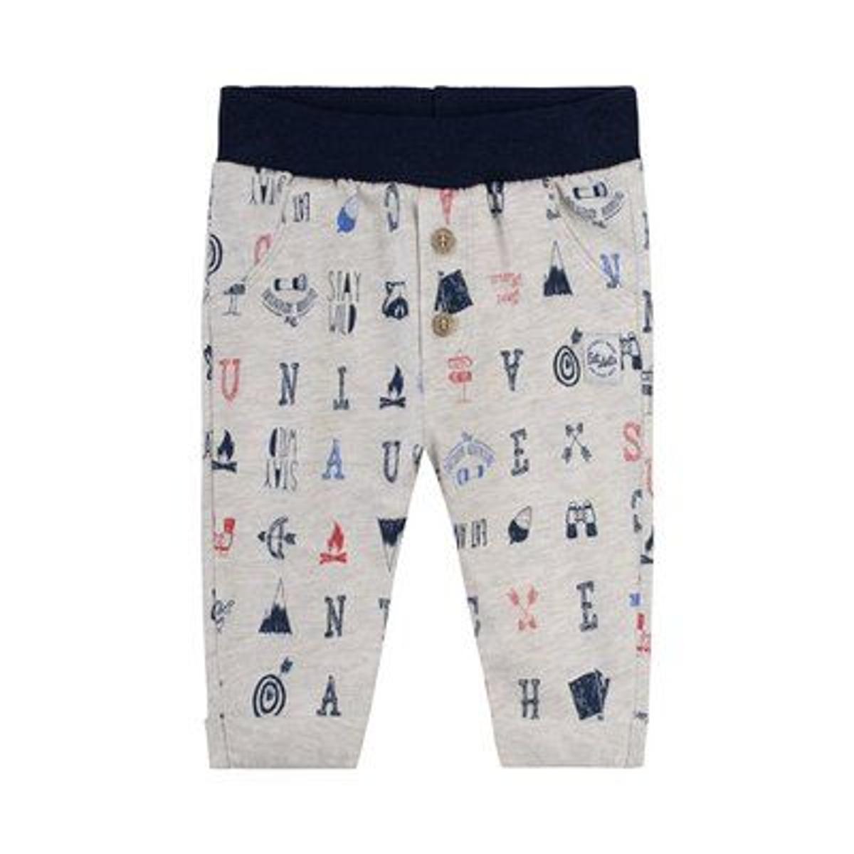 SANETTA Le pantalon de jogging Wild Life pantalon bébé pantalon enfant