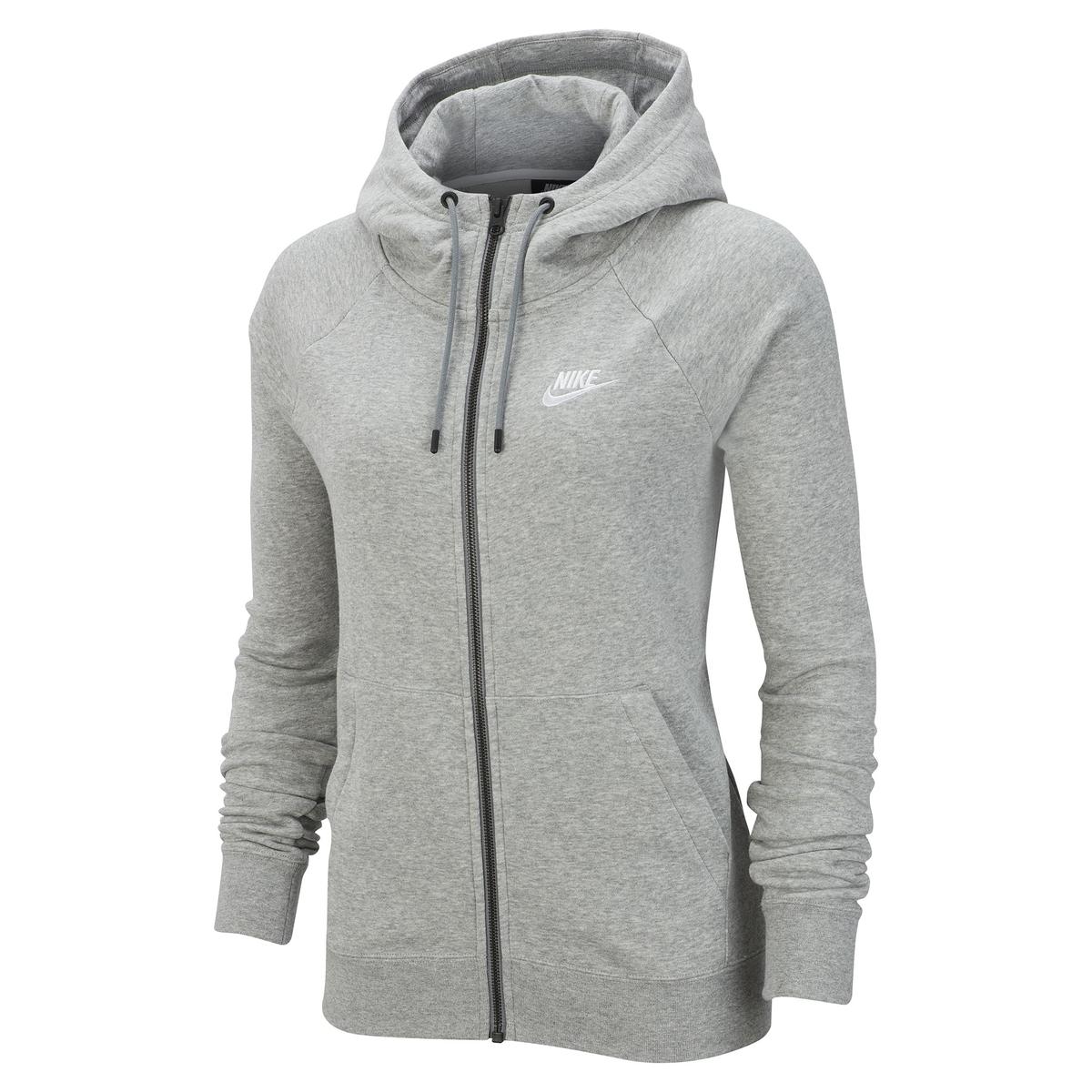 Sudadera chaqueta con cremallera y capucha Essentiel Hoodie