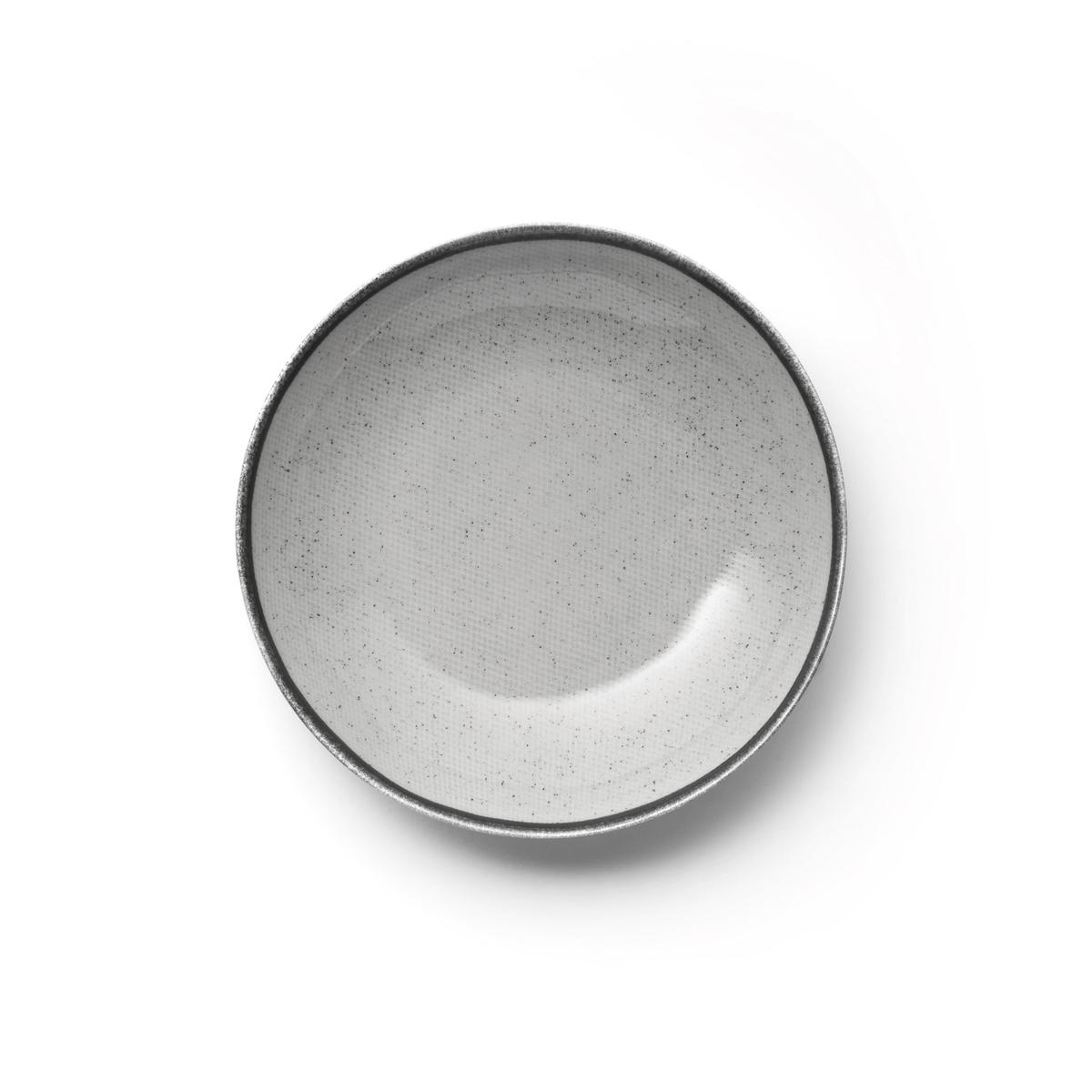 Anika Enamelled Stoneware Soup Bowls (Set of 4)