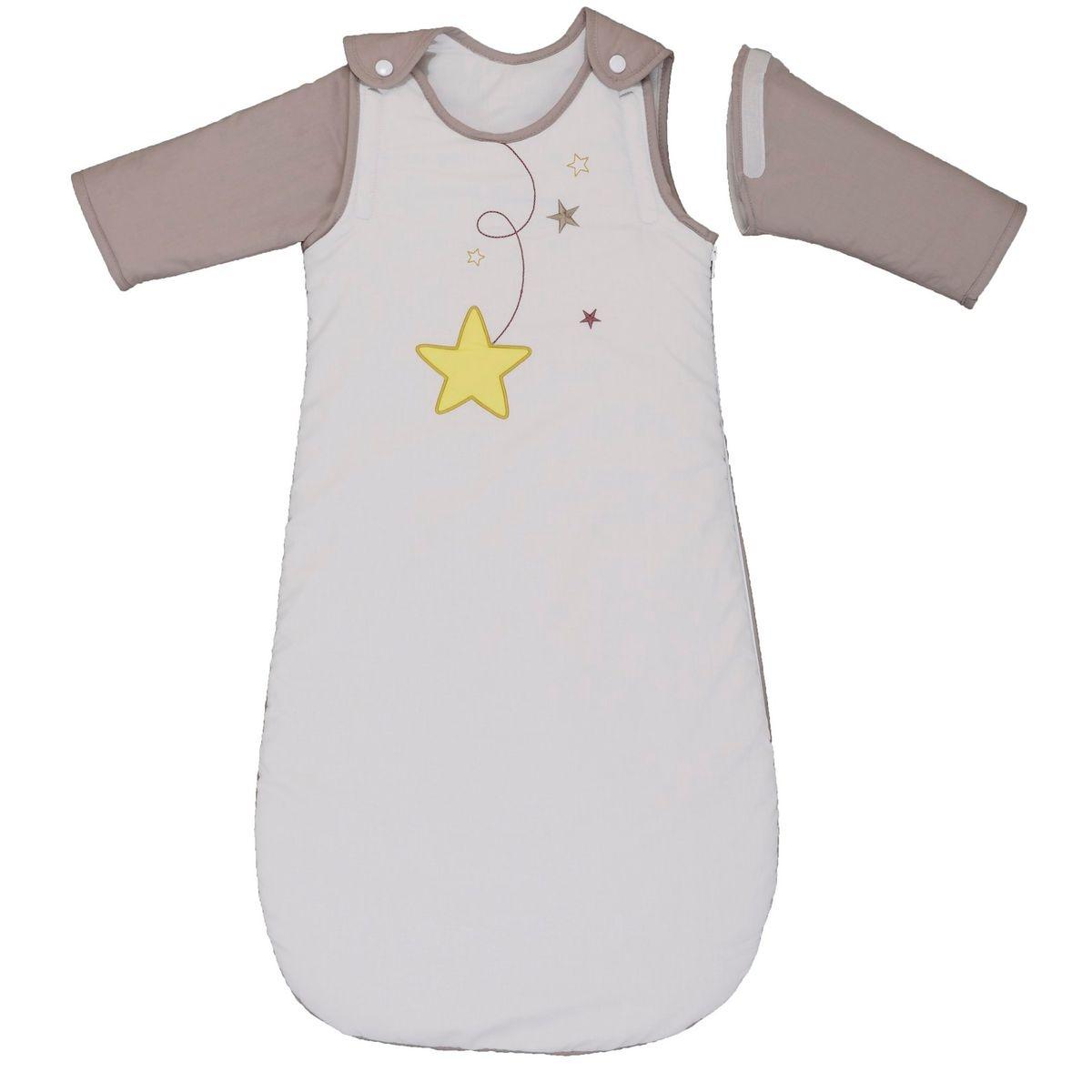 Gigoteuse à manches Baby Fox pluie d'étoiles 6-24 mois