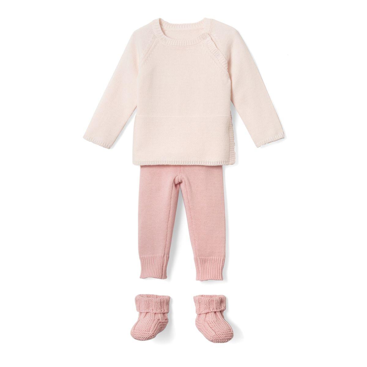 Ensemble tricot naissance 0 mois - 2 ans