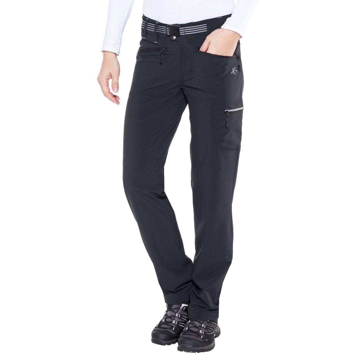 Monte - Pantalon Femme - noir