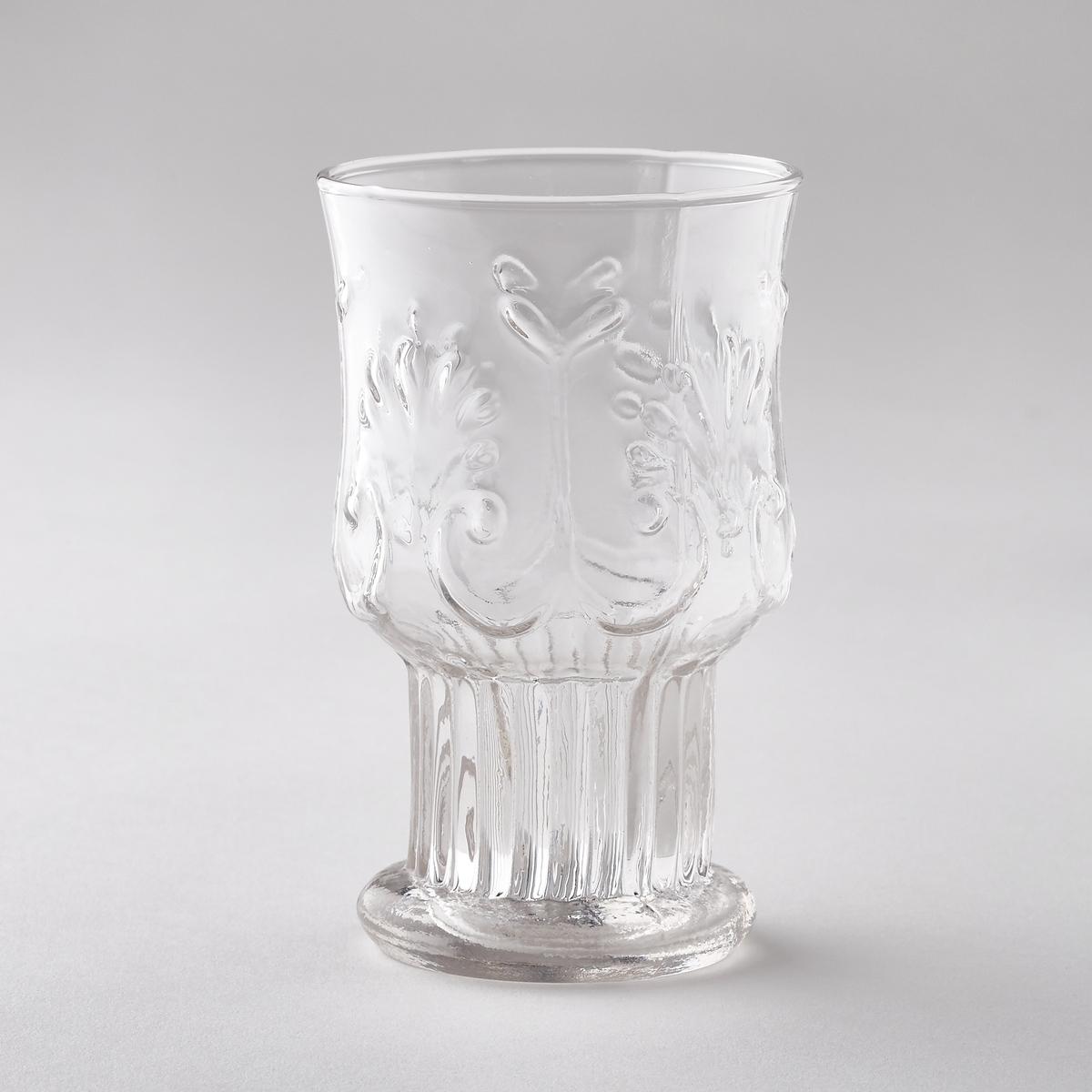 Комплект из 4 бокалов для воды Uzzeni