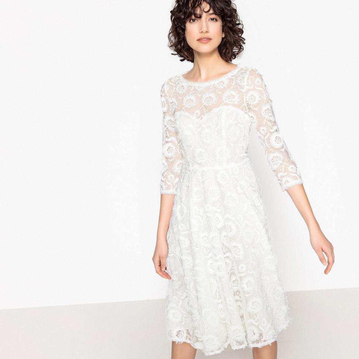 Платье свадебное из кружева с красивой спинкой свадебное платье prettycolor bridal 0331