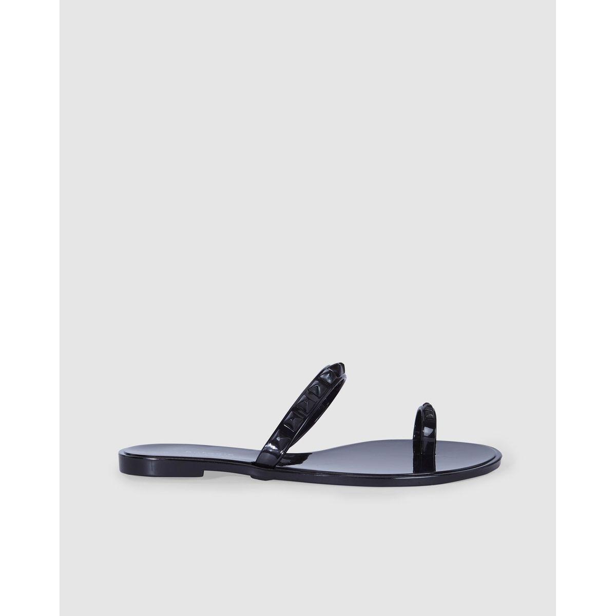 Sandales entredoigts unies